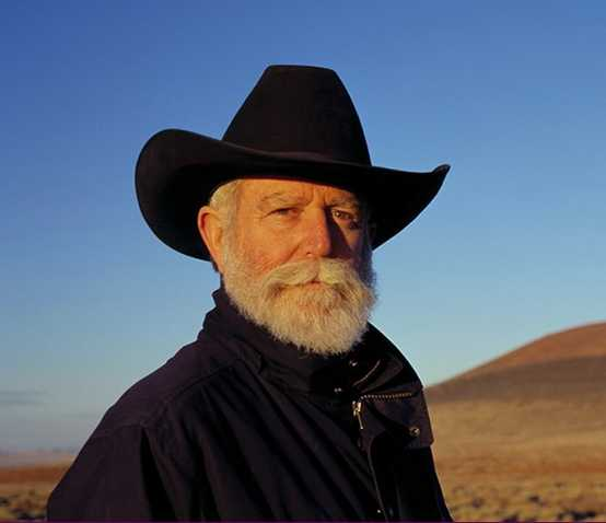 portret James Turrell